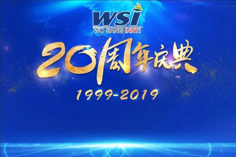 20周年,WSI